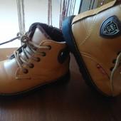 Ботинки осенние для мальчика 29р.