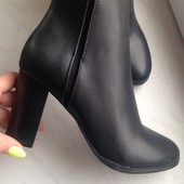 Кожаные ботинки Esmara by Heidi Klum 36 40 41
