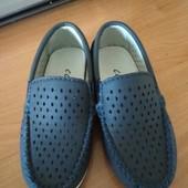Новые туфли для мальчика
