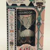 Новинка! Хит! Кукла Lol hair goals с реальными волосами, в капсуле +аксессуары. Makeover series!!!