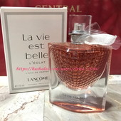 Нереально прекрасный - Lancome La Vie Est Belle l'eclat (штрих-код, батч-код)-это  источник счастья!