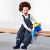 ☘ Комбинезон от Tchibo(Германия) для активных детей! Не продувается, не промокает, размер 86-92
