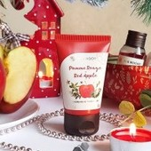 Не пропустите!Парфюмированный крем для рук Красное Яблоко рождественская коллекция 30 мл ив роше