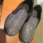 Туфли криперы San Marinaр.34,р.35.Кожаная стелька.Оригинал.Сток