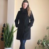 Пальто шерстяное весна- осень