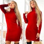 Хит продаж! Платье- гольф Размер Норма универсальный 42-48