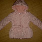 Стеганная курточка Gee Jay в идеале!