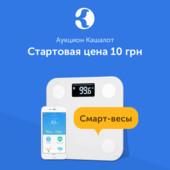 Смарт-весы Yunmai Mini Smart Scale