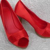 Туфли с открытым носком Италия