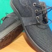 Туфли сеточка 27 см