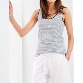 Трикотажные белые шорты из органического хлопка ТСМ Чибо германия, размер 32 евро=38-40