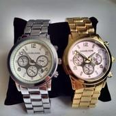 Стильные часы в асортименте Michael Kors. Распродажа остатков с магазина