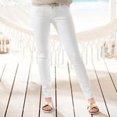 Стильные белые джинсы  от Тсм Чибо (германия), размер 42 евро=48