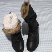 Деми ботинки р.37