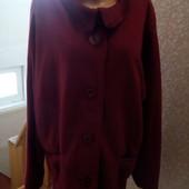 Легкая флисовая курточка на королевские формы !Супер!!!Пог.-64см