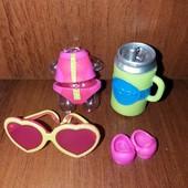 MGA Lоl. Оригинал. Одежда +обувь +бутылочка+ аксессуары.....без куклы.. .