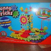 Конструктор с моторчиком Funny Bricks ( Фанни Брикс ) развивающая 3D игра!!