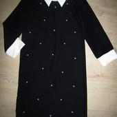Новое платье с бусинками. Размер М