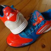 Кроссовки сороконожки Adidas F 50 оригинал 38 размер