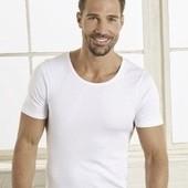 Качественная мужская футболка от Livergy Германия указан L см замеры!
