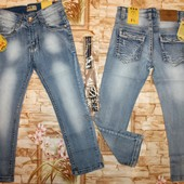 Новинка!!! Крутые джинсы S&D на мальчишек 128, 134, 146 р
