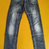 Эффектные, качественные мужские джинсы! Р.29