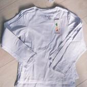 Реглан футболка с длинным рукавом