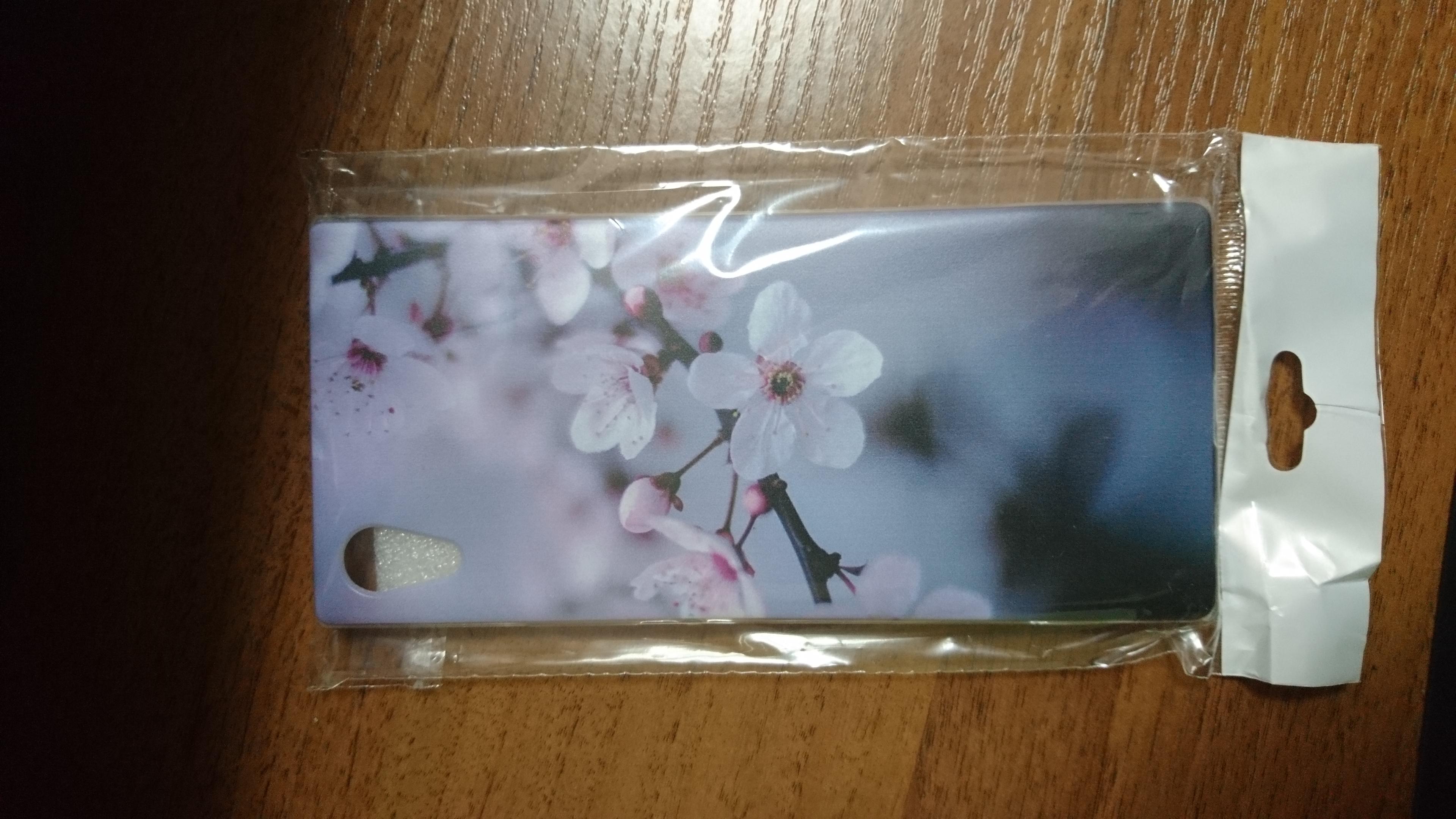 Силіконовий чехол для Sony xA1
