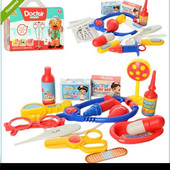 Детский медицинский набор Доктор 14 предметов