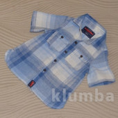 рубашка Next Длина 36 см  55 % - лён, 45 % - сotton
