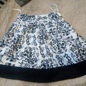 Очень классная пышная,летняя юбка, размер 14