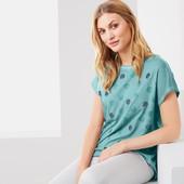 ☘ Винтажная блуза из органического хлопка от Tchibo(Германия), размеры наши: 50-52 (44/46 евро)