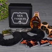 Подарочный набор  с виски