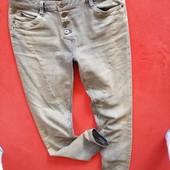 Бомбезные женские джинсы бойфренды Street One 27 в прекрасном состоянии