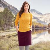 Классическая качественная юбка от ТСМ Чибо (германия),размер 40 евро=46-48