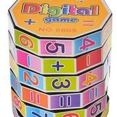 """Развивающая и обучающая математическая игрушка- головоломка """"Логика""""."""