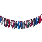 Рождественские носочки от тсм Чибо Германия, размер 35-37, лот 12 пар