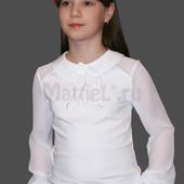 Блузки для девочек в школу. От производителя