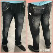 Мужские стильные джинсы 5808