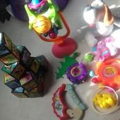 Супер лот игрушек для Вашего малыша! !!Всё что на фото! !