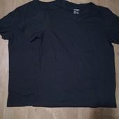 Лот 2 шт! Мужская футболка Livergy размер L 52/54 много лотов с мужским бельём)