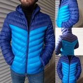 Демисезонные курточки для наших мужчин количество ограниченно