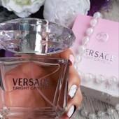 Чувственный аромат Versace Bright Crystal туалетная вода. 90 ml. Батч-код. Штрих-код.
