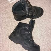 Трекинговые ботиночки демисезонные