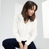 Нежная и мягкая блуза от Tchibo(Германия), наши размеры: 50-54(44/46)евро)