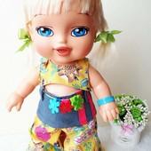 Кукла куколка Famosa Испания оригинал 30 см