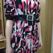 Классное платье. Размер L.