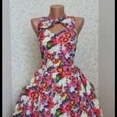Шикарное платье в отличном состоянии. 46/48 размер