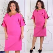 Красивые, качественные платья 48-56р Выбор модельки