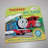 музыкальная книга Thomas&Friends